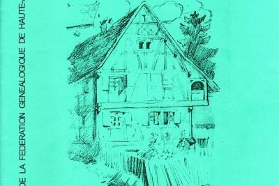 Schlierbach, dessin de Paull Herzog