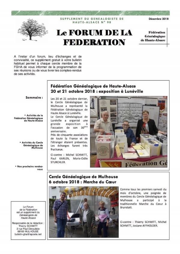 forum du n° 96