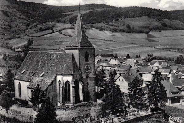 Église de Hunawihr